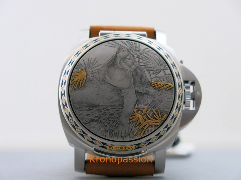 Panerai Luminor Purdey...