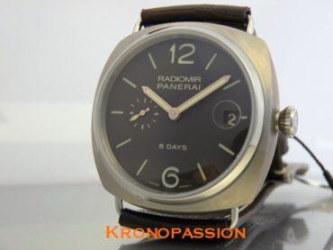 Panerai Radiomir 8 Days Titanium PAM 346 M Series