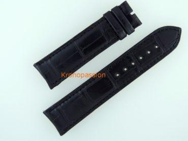 F.P.Journe Black Alligator Strap 21mm