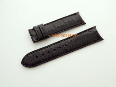 F.P.Journe Black Alligator Strap Short Length Size