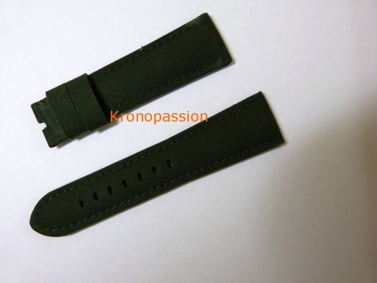 Panerai Green Canvas...