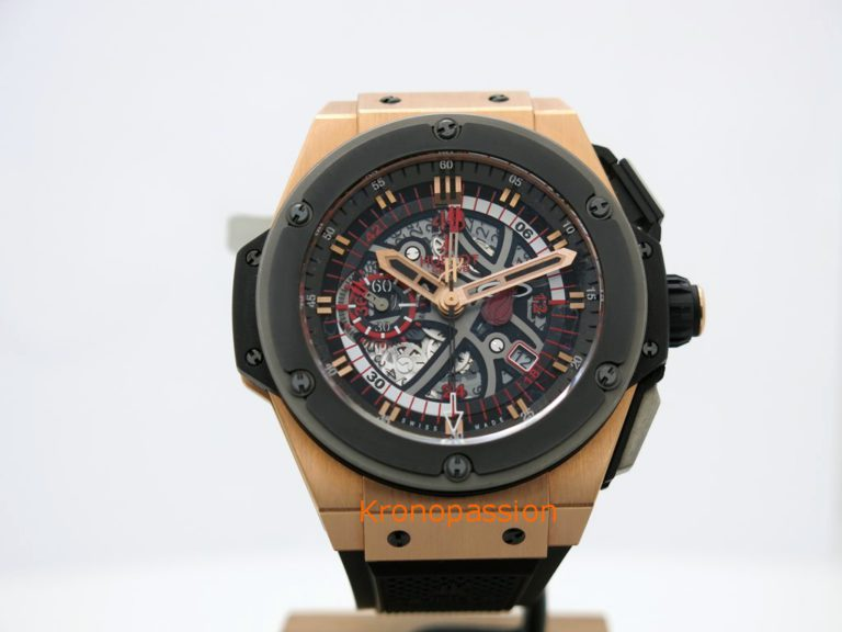 Hublot King Power...