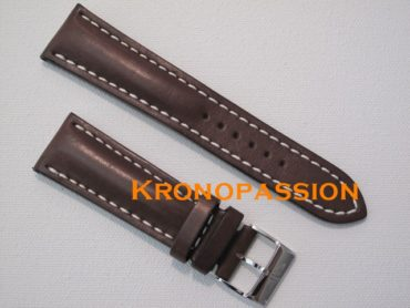 Breitling Calf Strap 24mm by 20mm with Breitling Buckle