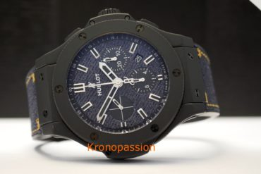 Hublot Big Bang Jeans Dial Chronograph