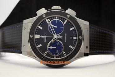 Hublot Classic Fusion Chronograph Bol d'Or Mirabaud Limited Edition