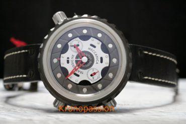 Giuliano Mazzuoli Trasmissione Meccanica chronograph