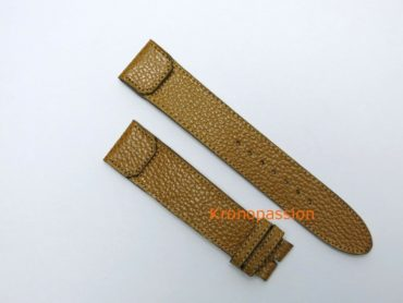 Jaeger-LeCoultre Beige Grained Calf Strap 20.0mm