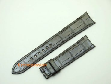 Harry Winston Gray Alligator Strap