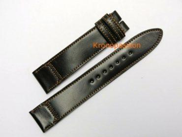 Jaeger-LeCoultre Dark Brown Cordovan Strap For Grande Reverso Ultra Thin