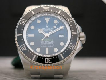 Rolex Sea-Dweller Deep Sea 44mm Deep Blue James Cameron